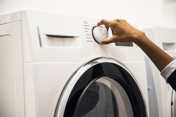 洗濯での節水方法