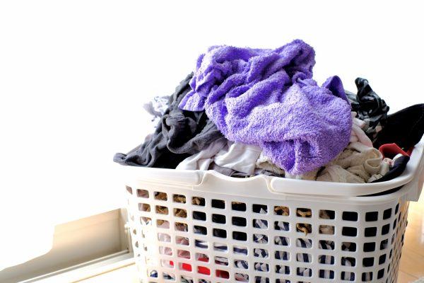 節約失敗談①:服を洗わない<