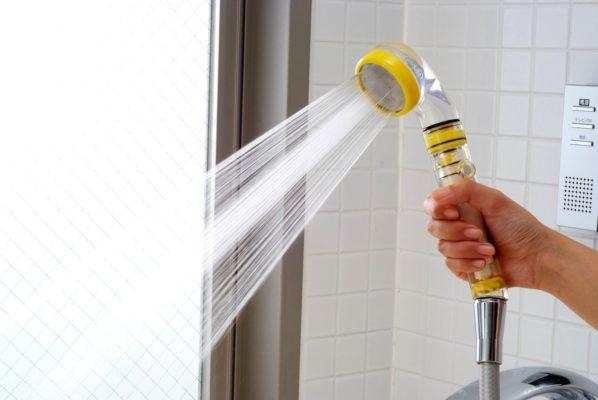 おすすめ節水シャワーヘッド③:イオニックCシャワー
